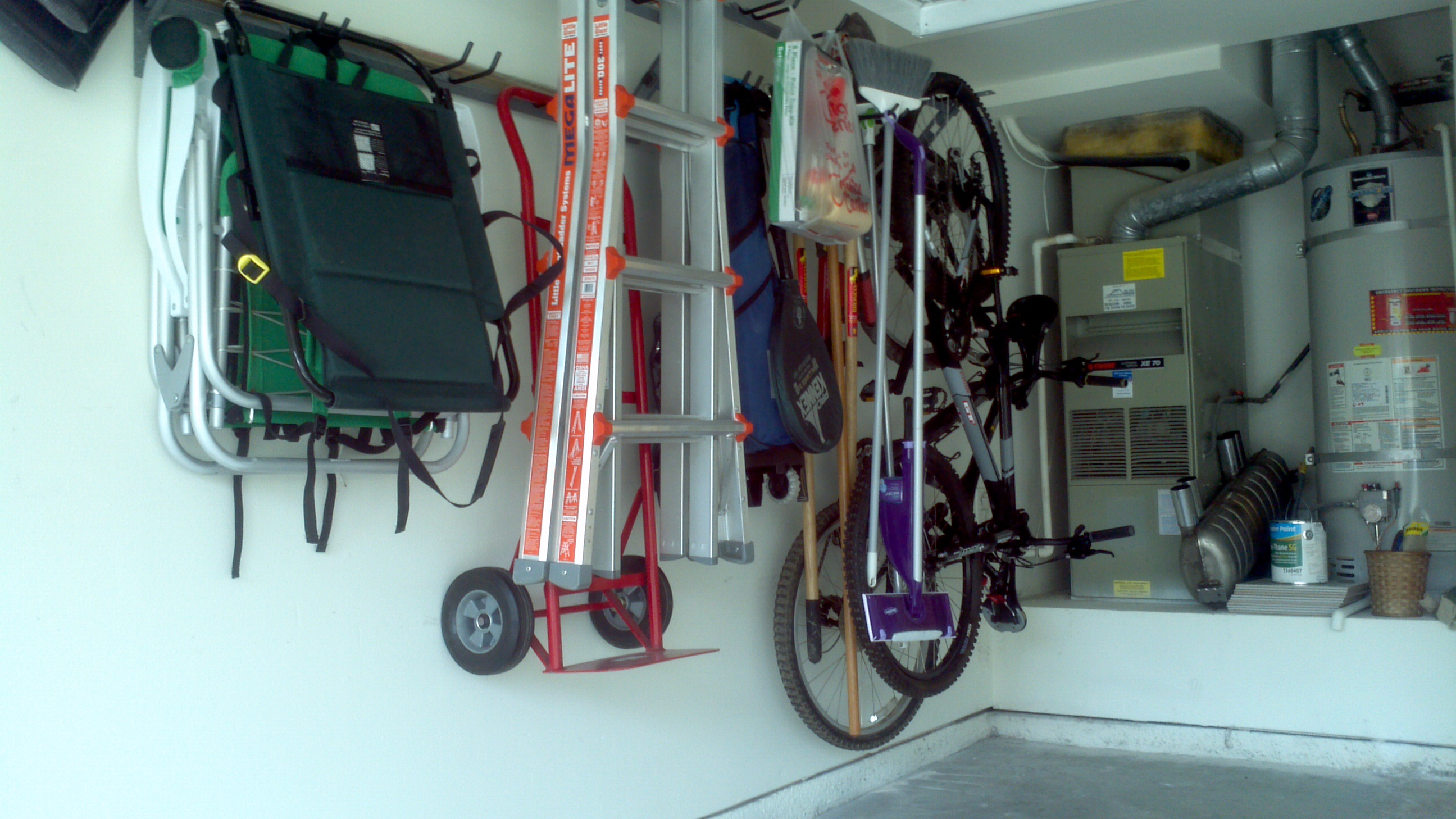 garage shelving missouri city