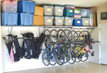 garage shelving ideas missouri city
