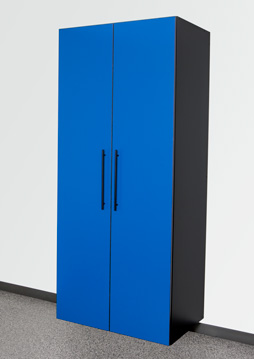 Cobalt Blue / Black Cabinet Option